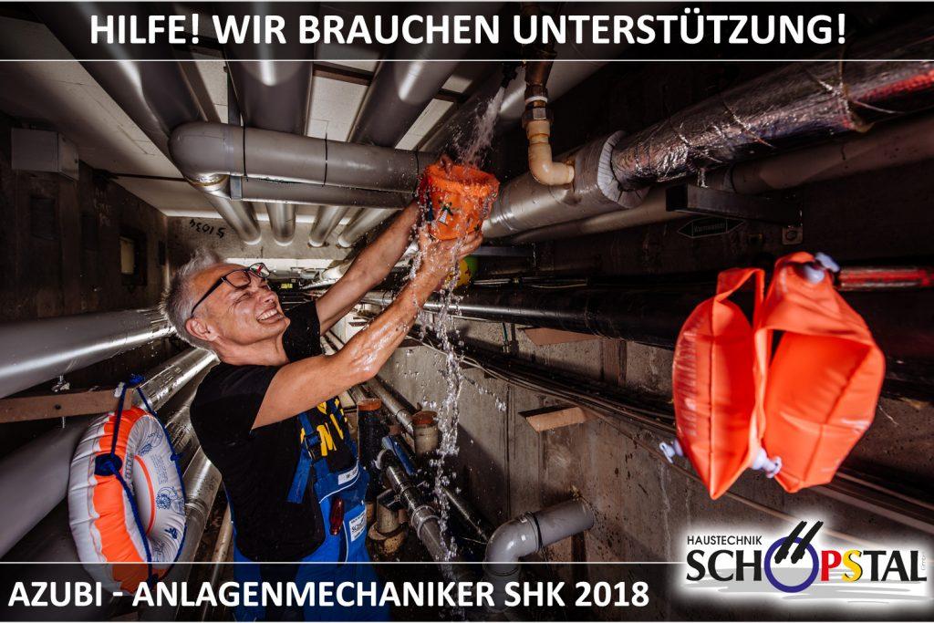 Ausbildung zum Anlagenmechaniker SHK in Görlitz
